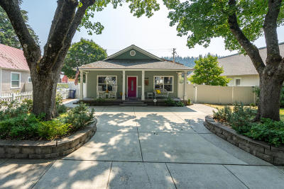 Coeur D'alene Single Family Home For Sale: 730 E Front Ave