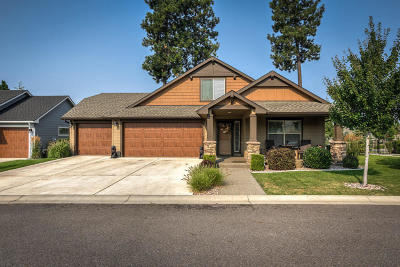 Coeur D'alene Single Family Home For Sale: 3806 W Bernoulli Loop