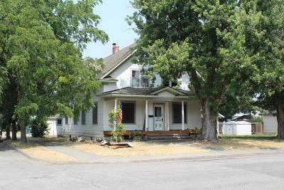 Coeur D'alene, Dalton Gardens Single Family Home For Sale: 1401 E Coeur D Alene Ave
