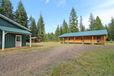 Clark Fork Single Family Home For Sale: 194 Lowery