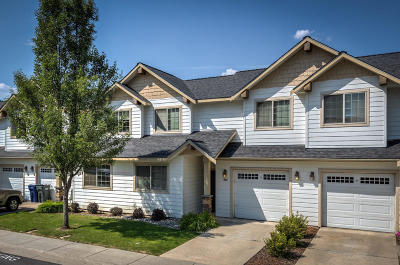 Coeur D'alene Condo/Townhouse For Sale: 940 W Willow Lake Loop
