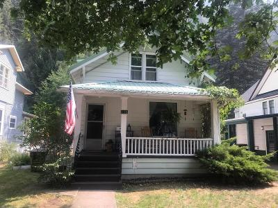 Shoshone County Single Family Home For Sale: 135 King Street