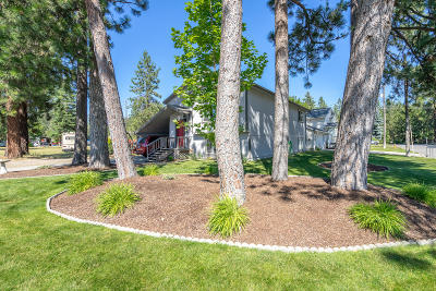 Coeur D'alene Single Family Home For Sale: 1500 N 13th St