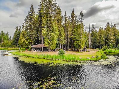 Newport Single Family Home For Sale: 2817 Baker Lake Rd