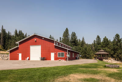 Coeur D'alene Single Family Home For Sale: 4148 W Cielo View Ct