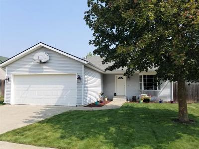 Hayden Single Family Home For Sale: 11312 N Cutlass St