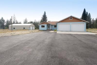 Rathdrum Single Family Home For Sale: 15881 N Atlas Rd