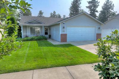 Coeur D'alene Single Family Home For Sale: 1444 W. Timor Avenue
