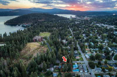 Coeur D'alene Single Family Home For Sale: 512 S 18th St