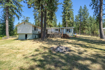 Coeur D'alene Mobile/Manufactured For Sale: 1863 S Goldrush Rd
