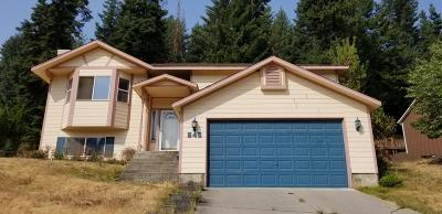 Coeur D'alene Single Family Home For Sale: 945 N Armstrong Dr