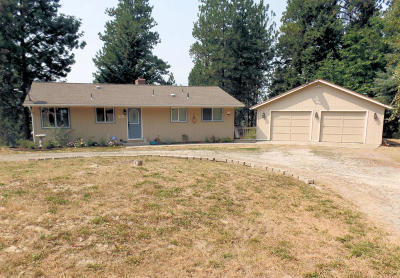 Bonners Ferry Single Family Home For Sale: 5880 Main