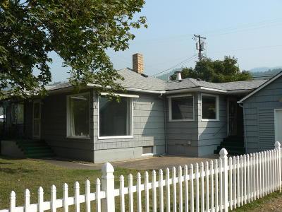 Kellogg Single Family Home For Sale: 132 W Brown