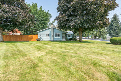 Hayden Single Family Home For Sale: 585 E Hayden Ave