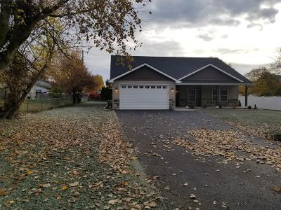 Hayden Single Family Home For Sale: 10970 N Reed Rd