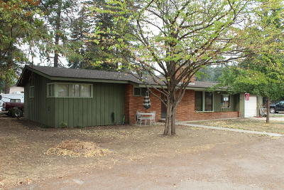 Priest River Single Family Home For Sale: 248 10th St