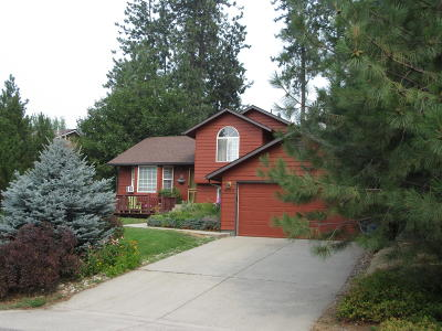 Rathdrum Single Family Home For Sale: 7533 W Crenshaw St