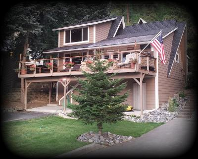 Coeur D'alene Single Family Home For Sale: 1112 W Peninsula Dr