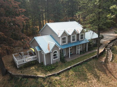 Post Falls Single Family Home For Sale: 746 S Manor Heights Dr