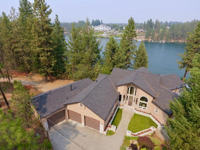 Post Falls Single Family Home For Sale: 10439 W Shale Ct