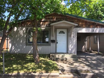 Kellogg Single Family Home For Sale: 408 Riverside Ave W