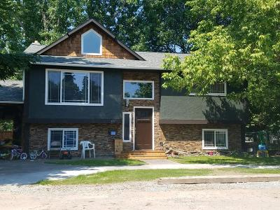 Sandpoint Single Family Home For Sale: 611 Ruth Ave