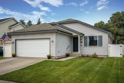 Hauser Lake, Post Falls Single Family Home For Sale: 2433 E Bremington St