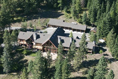 Coeur D'alene ID Single Family Home For Sale: $3,950,000