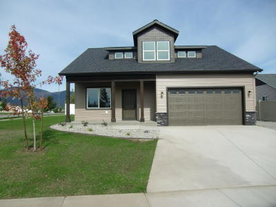 Rathdrum Single Family Home For Sale: 6719 W Harmony St