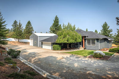 Coeur D'alene, Dalton Gardens Single Family Home For Sale: 1413 S Agate Rd