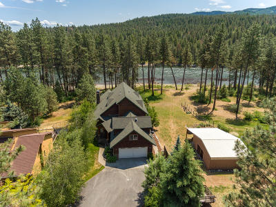 Post Falls Single Family Home For Sale: 1051 S Breezy Way