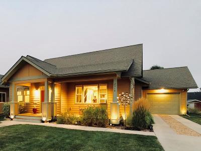 Sandpoint Single Family Home For Sale: 2318 Shady Oak Ln