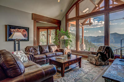 Clark Fork Single Family Home For Sale: 2904 Majestic Mountain Rd.