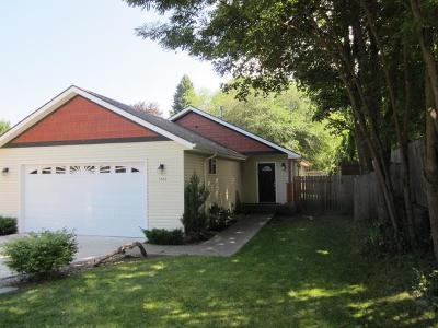 Coeur D'alene Single Family Home For Sale: 1512 N 6th St.