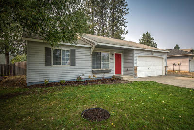 Rathdrum Single Family Home For Sale: 6575 W Basswood Dr