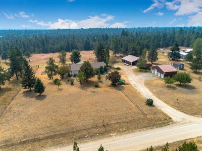 Rathdrum Mobile/Manufactured For Sale: 1158 W Rocky Rd