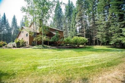Hayden, Hayden Lake Single Family Home For Sale: 2985 E St James Ave