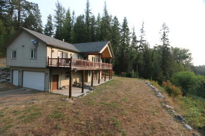 Sandpoint Single Family Home For Sale: 214 Essex