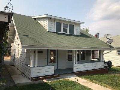 Shoshone County Single Family Home For Sale: 414 S Maple Street
