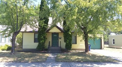 Kellogg Single Family Home For Sale: 506 W Cameron Ave
