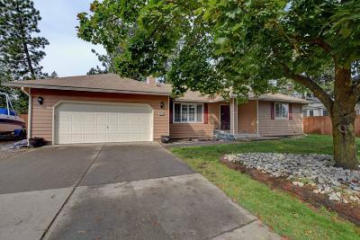 Hauser Lake, Post Falls Single Family Home For Sale: 108 S Dart St
