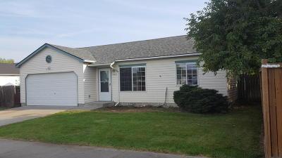 Hauser Lake, Post Falls Single Family Home For Sale: 808 E Shasta Ave