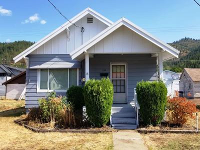 Kellogg Single Family Home For Sale: 134 W Riverside Ave