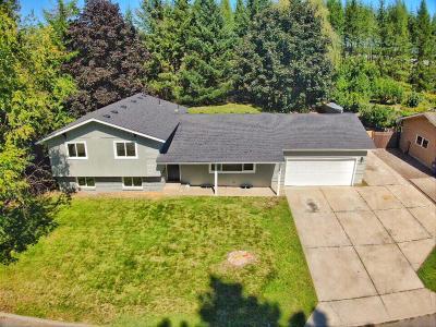 Coeur D'alene Single Family Home For Sale: 3675 W Pineridge Dr
