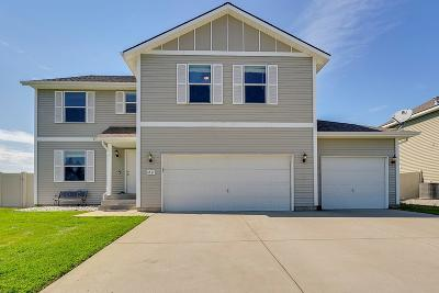Coeur D'alene Single Family Home For Sale: 6521 N Goshawk Ln