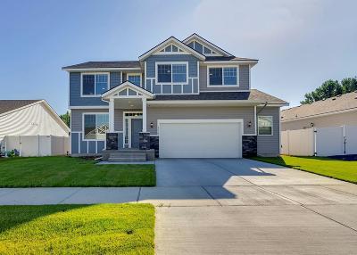 Post Falls Single Family Home For Sale: 3318 N Knob Creek Ct
