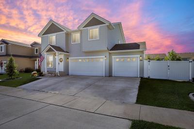 Coeur D'alene Single Family Home For Sale: 4688 W Long Meadow Dr