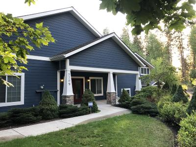 Coeur D'alene Single Family Home For Sale: 3209 N Buckskin Rd