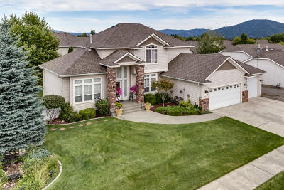Hayden Single Family Home For Sale: 8364 N Raspberry Ln