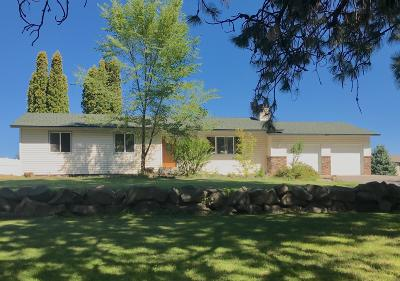 Post Falls Single Family Home For Sale: 1371 N Havichur Loop